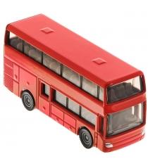 Металлическая модель двухэтажный автобус siku 1321