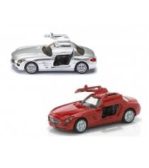 Металлическая модель Siku автомобиля Mercedes SLS 1:55 1445