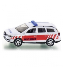 Игрушечный автомобиль Siku скорой помощи VW Passat Notarzt 1461