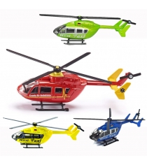 Металлическая игрушка Siku Вертолет 1:87 1647