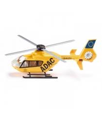 Вертолет Siku Adac желтый 1:55 2539