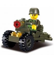 Конструктор армия сухопутные войска 24 шт Sluban M38-B0118...