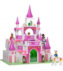 Конструктор розовая мечта крепость для принцессы Sluban Г44954...