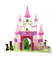 Конструктор розовая мечта дворец 271 деталь Sluban Г44950...