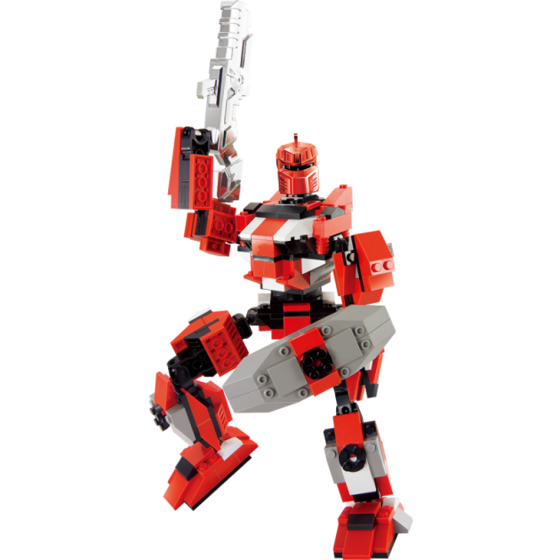 Конструктор супер робот гефест 285 деталей Sluban M38-B0212