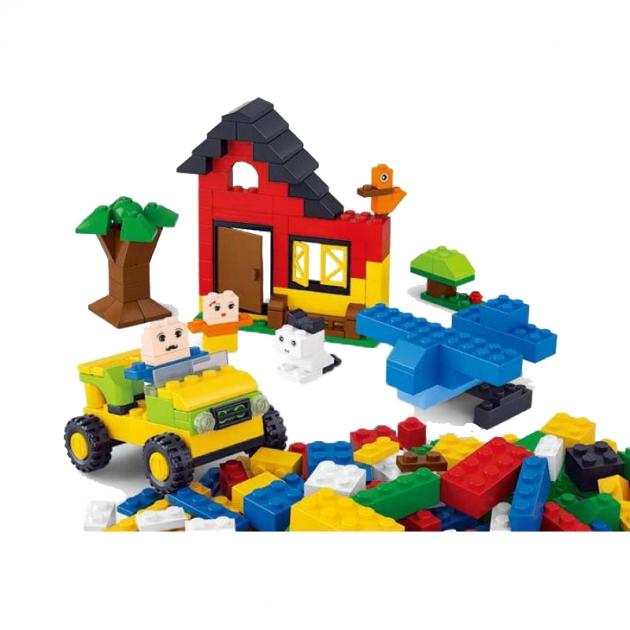 Конструктор kiddy bricks 415 деталей Sluban M38-B0502