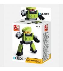 Конструктор строитель 12 робот 34 детали Sluban M38-B0591H...