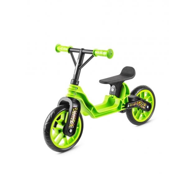 Детский беговел Small rider fantik зеленый