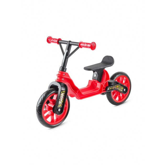 Детский беговел Small rider fantik красный