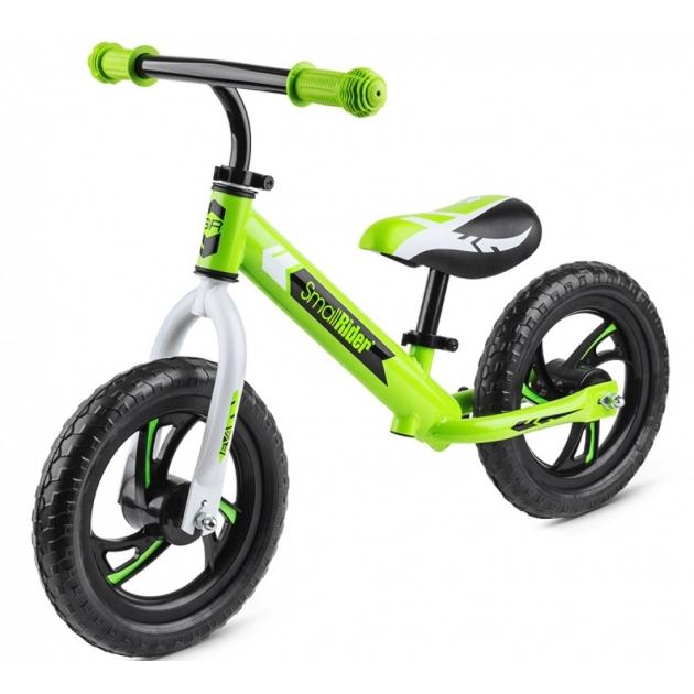 Детский беговел Small rider roadster eva зелёный
