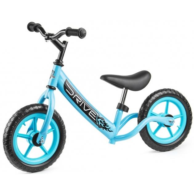Детский беговел Small rider drive голубой