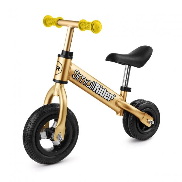 Беговел Small rider jimmy золотой