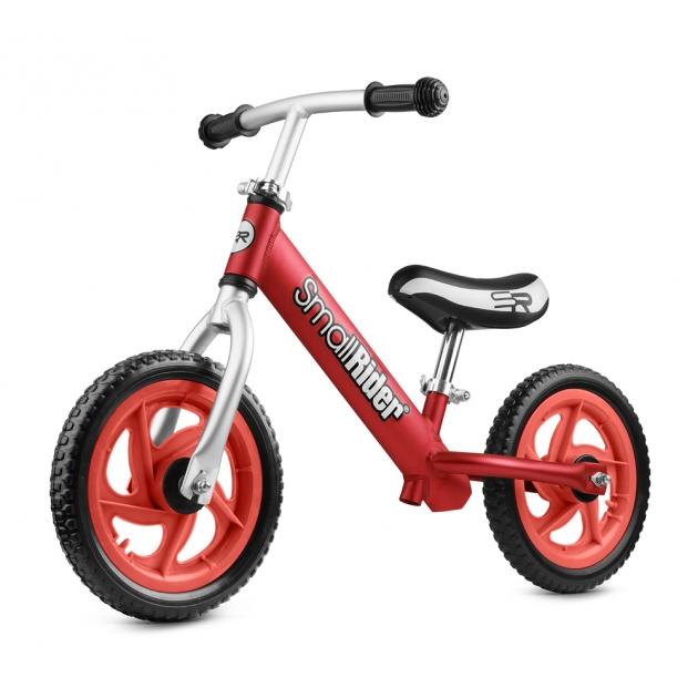 Детский беговел Small rider foot racer eva красный