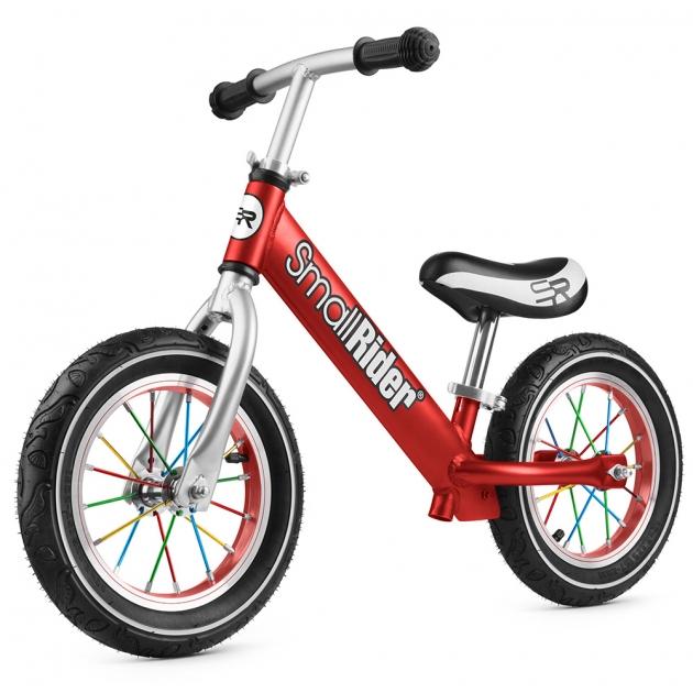 Детский беговел Small rider foot racer air красный