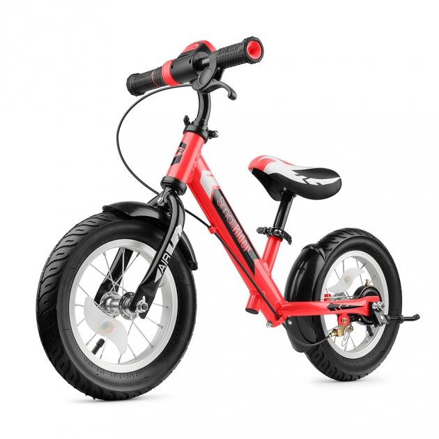 Беговел Small rider roadster 2 air plus красный