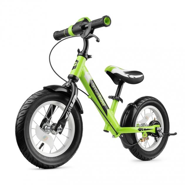 Беговел Small rider roadster 2 air plus зеленый