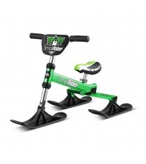Снегокат Small Rider TRIO зеленый