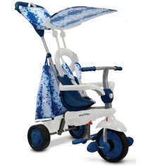 Велосипед 3х колесный Smart Trike spirit Blue STSTS6752100