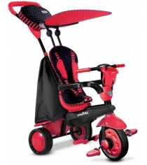 Велосипед 3х колесный Smart Trike spark Red STSTS6751500