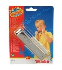 Гармоника Simba металлическая с сумочкой для хранения 6833130