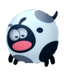 Антистрессовая подушка собака черная 30 см СмолТойс 2811/ЧН/30