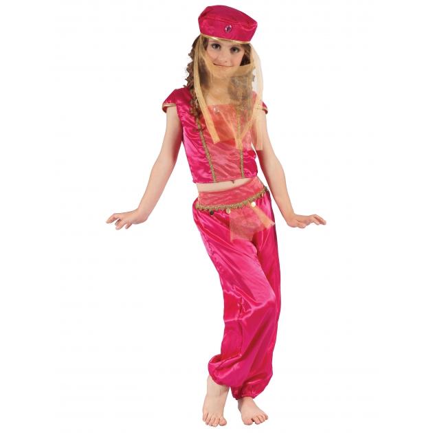 Карнавальный костюм восточная принцесса р 120 130 см Snowmen Е96487
