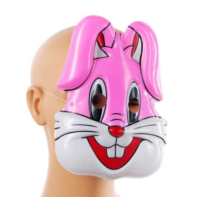 Карнавальная маска животные Snowmen Е3054