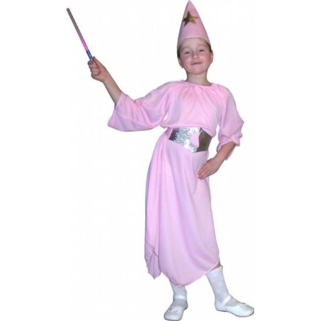 8e1b0922f9da32 Карнавальный костюм фея 7 10 лет Snowmen Е3463-2 — купить по лучшей ...