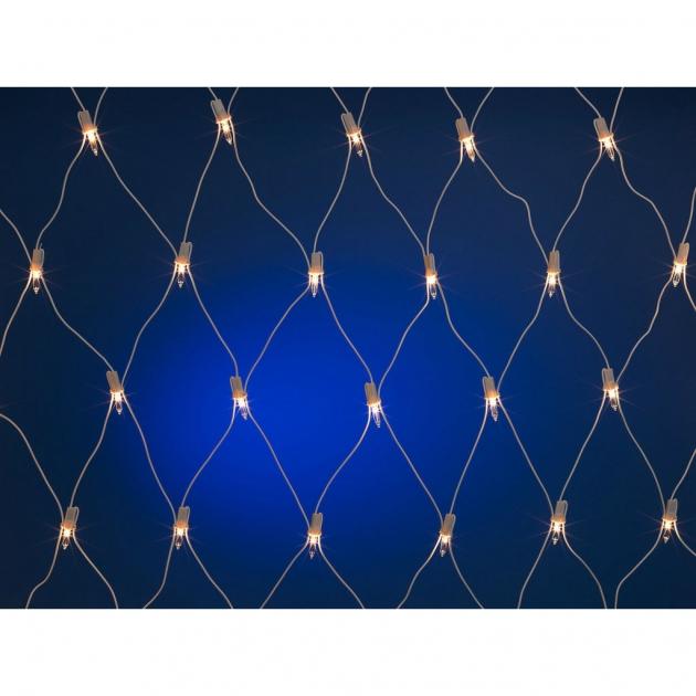 Электрическая гирлянда сетка 160 лампочек 180 x 100 см Snowmen Е40014