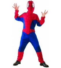 Карнавальный костюм человек паук 4 6 лет Snowmen Е40192