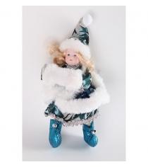 Елочная игрушка эльф 18 см Snowmen Е92287