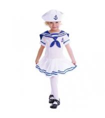 Карнавальный костюм морячка 4 6 лет Snowmen Е94760-1