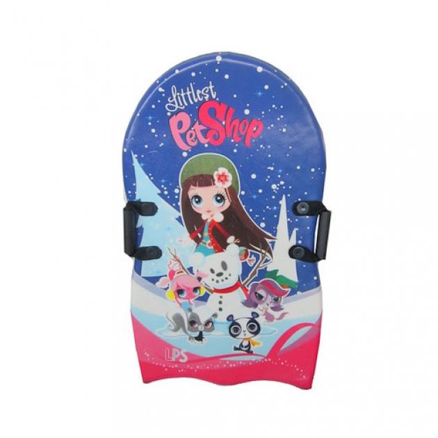 Ледянка littlest pet shop 85 см Snowstorm X50172