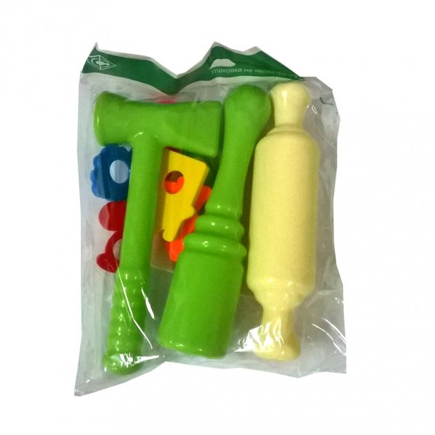 Игровой кухонный набор 10 предметов Совтехстром Р51715
