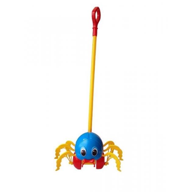 Игрушка каталка жук Совтехстром Р60634