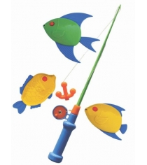 Игровой набор моя первая рыбалка Совтехстром У813