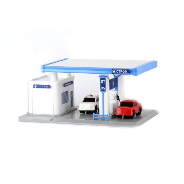 Игровой набор автозаправочная станция Совтехстром Р87394