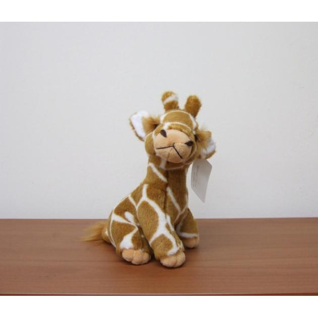 Мягкая игрушка жираф 19см Soya 1035B