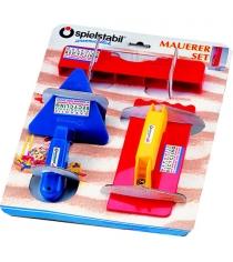 Игровой набор Spielstabil строительных инструментов Mauerer Set 7604