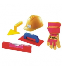 Игровой набор Spielstabil маленького строителя 6 предметов 7926