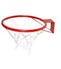 Кольцо баскетбольное с упором Sport House (№ 5-макс) КБ51