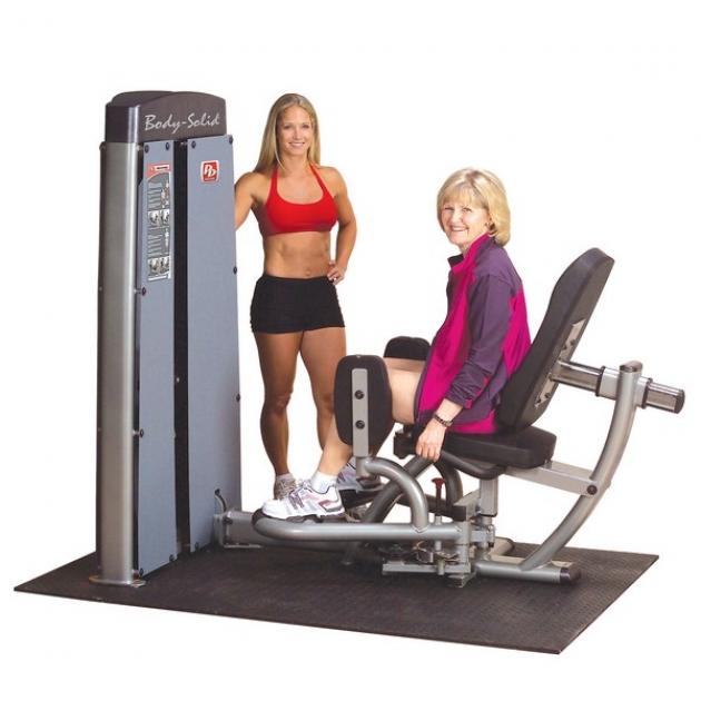 Тренажер для мышц бедра Body-Solid DIOT-SF