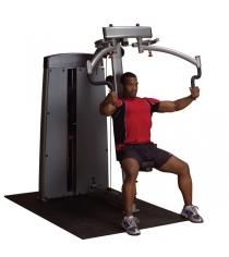 Опция к DGYM Двухпозиционный тренажер для грудных и дельтовидных мышц с весовым стеком 95 кг Body Solid DPEC-S