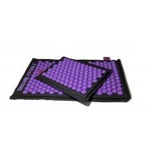 Набор для акупунктурного массажа мат с подушкой Original Fit Tools FT-ACCUSET-02