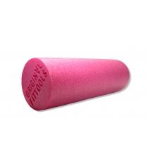 Цилиндр для йоги компактный 30 см розовый Original Fit Tools FT-YFMR-30-11-PINK