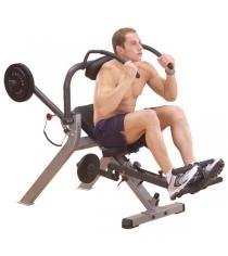 Тренажер для мышц брюшного пресса спины Body Solid GAB300