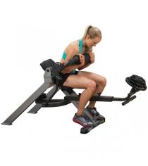 Тренажер для мышц брюшного пресса спины Body Solid GAB350