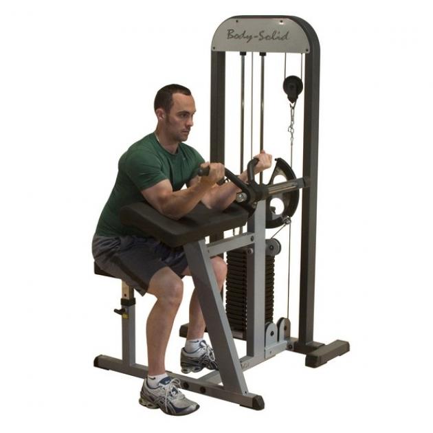 Блочный тренажер Body-Solid GCBT-STK