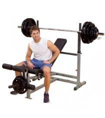 Скамья для жима Body Solid GDIB46L