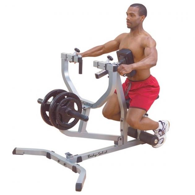 Тренажер тяга с упором в грудь Body-Solid GSRM40